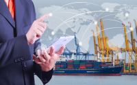 Technologies for Monitoring Cargo Overseas Transport