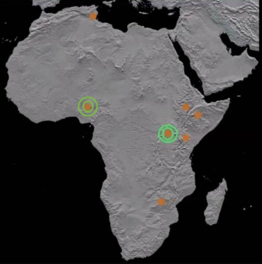 VODAN Africa Installs second FAIR Data Point for COVID-19